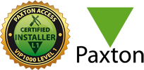 Paxton Certified Installer